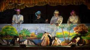 APU Gold Medal - Chin Foo See (Slovakia)  Bagan Puppet Show C5