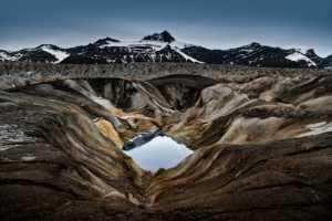 PhotoVivo Gold Medal - Yun Luo (China)  Arctic Landform