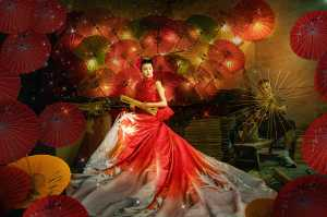 APU Gold Medal - Yu Zhang (China)  Love Of The Red Umbrella