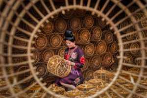 PhotoVivo Gold Medal - Xiaowen Xu (China)  Weave