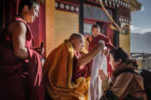 ICPE Gold Medal - Bin Jiang (China)  Blessing