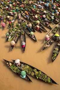 APU Spring Merit Award E-Certificate - Ang Michael Sidharta (Indonesia)  Floating Market