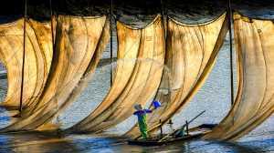 RPST Bronze Medal - Su Jong Wang (Taiwan)  Floating Net Cleaning