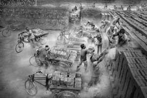Honor Mention - Arnaldo Paulo Che (Hong Kong)  Brickfield 1