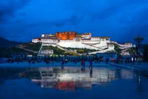 APU Honor Mention e-certificate - Yun Luo (China)  The Potala Palace