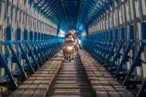 PhotoVivo Gold Medal - Venisiana Dharmayanthi (Indonesia)  The Shy Rider