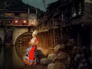 Circuit Merit Award e-certificate - Shaobo Guo (China)  The Miao Girl