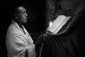 PhotoVivo Gold Medal - Yaojian Sheng (China)  Reading With A Candle