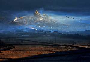 PhotoVivo Gold Medal - Feng Li (China)  The Land Of Buddha