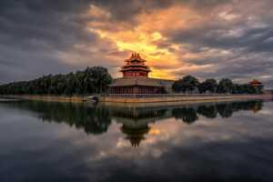 Circuit Merit Award e-certificate - Changxue Xie (China)  Clouds In Beijing