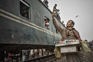 ICPE Gold Medal - Siyuan Huang (China)  Train Story 7