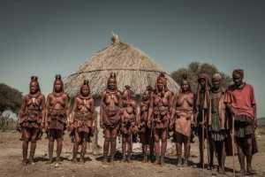 PhotoVivo Gold Medal - Guixiang Huang (China)  Himba People