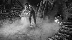 PhotoVivo Honor Mention e-certificate - Jin Huat Yeoh (Malaysia)  Charcoal Separating Alone 8