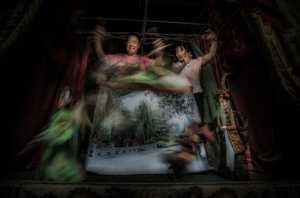 PhotoVivo Gold Medal - Deying Huang (China)  Shadow Play