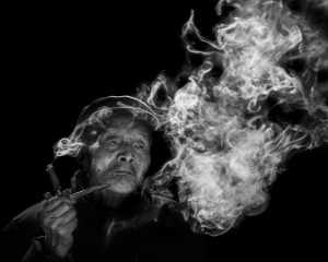 APAS Gold Medal - Qiang Zhou (China)  Smoker