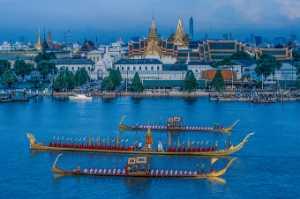 ICPE Gold Medal - Waranun Chutchawantipakorn (Thailand)  Royal Barge
