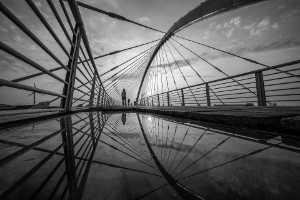 ICPE Honor Mention e-certificate - Chin-Fa Tzeng (Taiwan)  Harp Bridge