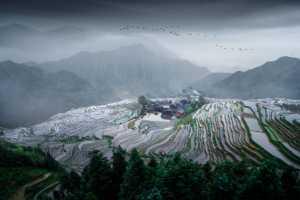 PhotoVivo Gold Medal - Yaping Ma (China)  Feelings Of Mountains