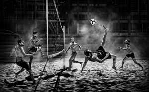 PSA Gold Medal - Yuk Fung Garius Hung (Hong Kong)  Beach Volleyball 2
