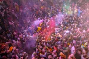APU Honor Mention e-certificate - Kuntal Mukhopadhyay (India)  Holi