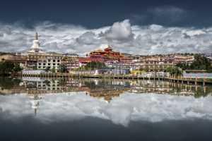 PhotoVivo Gold Medal - Zhenmei Shao (China)  Reflection