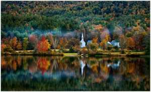 APAS Gold Medal - Thomas Lang (USA)  Eaton Lake Reflection