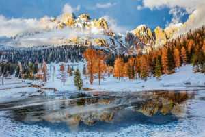 PhotoVivo Gold Medal - Juanjuan Shen (China)  Snow Mountain Dream