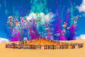 Circuit Merit Award e-certificate - Xiping An (China)  Fifty-Six Ethnic Group Weddings