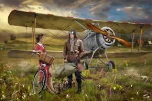Raffles Photo Gold Medal - Mikhail Bondar (Ukraine)  Aviator-9