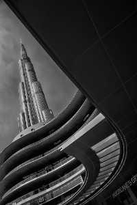 PhotoVivo Gold Medal - Venisiana Dharmayanthi (Indonesia)  Burj Khalifa From A Site