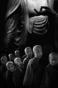 APAS Gold Medal - Hongfei Li (China)  Young Monks