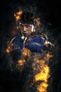 APU Honor Mention e-certificate - Chan Ieong Tam (Macau)  Boxing11