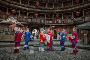 PhotoVivo Gold Medal - Hanrong Lin (China)  Chinese Opera
