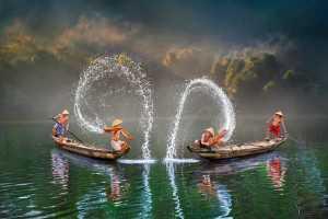 ICPE Honor Mention e-certificate - Yuk Fung Garius Hung (Hong Kong)  Washing Fish Net