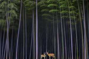 SIPC Gold Medal - Lihua Cui (China)  Whispers In Forest