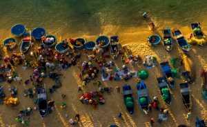 ICPE Gold Medal - Le Chau Dao (Vietnam)  Fishing Wharf -1