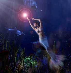 APAS Gold Medal - Zhendong Wu (China)  Mermaid