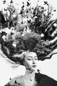 PSA Gold Medal - Yipei Hu (China)  Dream Butterfly