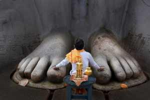 Honor Mention - Kallol Sen (India)  Worship