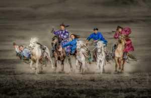 PhotoVivo Gold Medal - Juanjuan Shen (China)  Drunk Ride