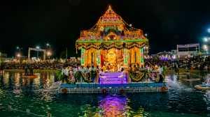 Circuit Merit Award e-certificate - Sivalai Senthilnathan (India)  Float Festival