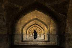 PhotoVivo Gold Medal - Xiaoqing Zhang (China)  Iran's Impression