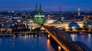 FIP Gold Medal - Gabriele Meyerhoefer (Germany)  Cologne City 01
