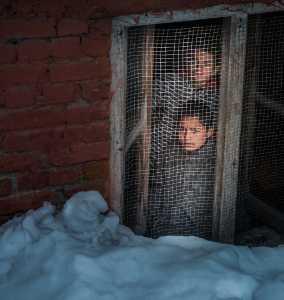 PhotoVivo Gold Medal - Haojiang Huang (China)  Village School 1