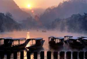 PhotoVivo Gold Medal - Ming Li (China)  Morning Rhyme Of Tuojiang River