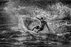 APU Gold Medal - Say Boon Foo (Malaysia)  Water Surfing