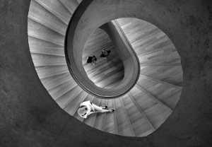 APU Gold Medal - Lewis K. Y. Choi (Hong Kong)  Stair Pose 10