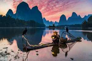 PhotoVivo Gold Medal - Yan Jiang (China)  Dusk