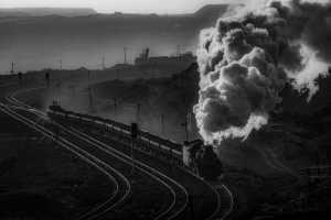 PhotoVivo Gold Medal - Yanping Qiu (China)  Sound Of The Train