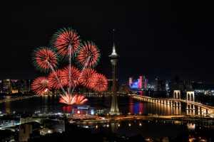 APU Honor Mention e-certificate - Kai Lon Tang (Macau)  Macau Firework 18